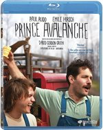 Prince Avalanche Blu-Ray Cover