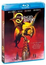 Q: The Winged Serpent DVD Cover