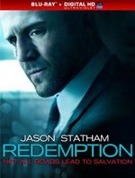 Redemption Blu-Ray Cover