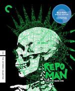 Repo Man Blu-Ray Cover