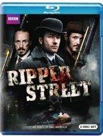 Ripper Street Blu-Ray Cover