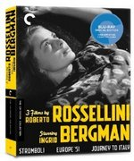 3 Films By Roberto Rossellini Starring Ingrid Bergman Criterion Collection Blu-Ray Cover