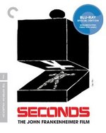 Seconds Criterion Collection Blu-Ray Cover