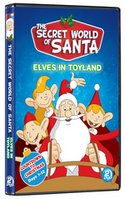 The Secret World of Santa Claus DVD Cover