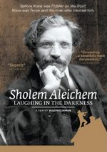 Sholom Aleichem: Laughing in the Darkness DVD Cover