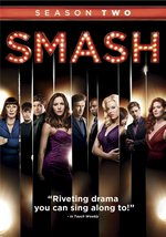 Smash Season 2 DVD Cover