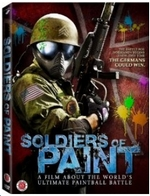 Soldiers of Paint DVD Cover