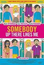 Somebody Up There Likes Me DVD Cover