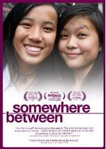 Somewhere Between DVD Cover