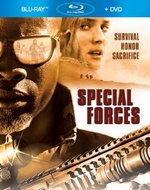 Special Forces Blu-Ray Cover