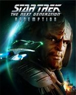 Star Trek: The Next Generation - Redemption DVD Cover