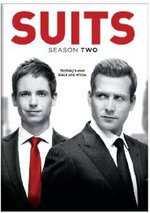 Suits: Season Two DVD Cover