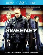 The Sweeney Blu-Ray Cover