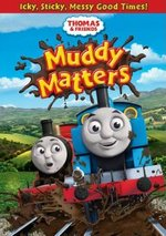 Thomas & Friends: Muddy Matters DVD Cover