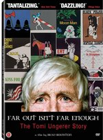 Far Out Isn't Far Enough: The Tomi Ungerer Story DVD Cover