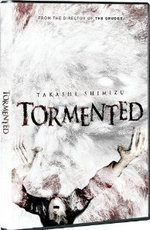 Tormented DVD Cover