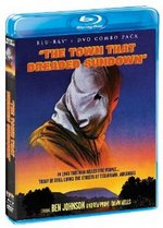 The Town that Dreaded Sundown Blu-Ray Cover