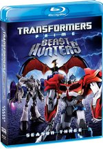 photo for Transformers Prime: Season Three -- Beast Hunters