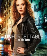 Unforgettable: The First Season DVD Cover