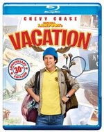 National Lampoon's Vacation 30th Anniversary Edition Blu-Ray Cover