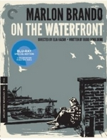 On the Waterfront Criterion Collection Blu-Ray Cover