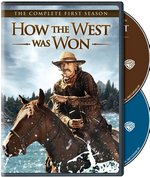How the West Was Won: The Complete First Season DVD Cover