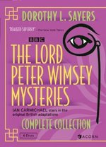 The Lord Peter Wimsey Mysteries: Complete Collection DVD Cover