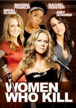 Women Who Kill DVD Cover