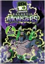 photo for Ben 10 Omniverse: Galactic Monsters