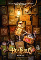 photo for The Boxtrolls