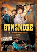 photo for >Gunsmoke: The Tenth Season, Volume One and Volume Two