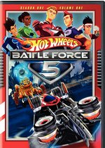 photo for Hot Wheels Battle Force 5: Fused Season 2, Volumes 1 and 2