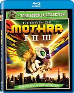 photo for Mothra Trilogy BLU-RAY DEBUT