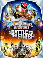 photo for Power Rangers Megaforce: A Battle to the Finish