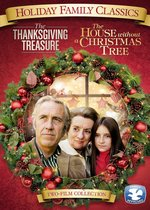 photo for Holiday Family Classics: The Thanksgiving Treasure/The House Without a Christmas Tree