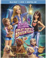 photo for Barbie & Her Sisters in The Great Puppy Adventure