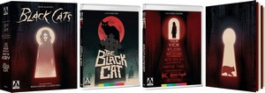 photo for Edgar Allan Poe's Black Cats: Two Adaptations by Sergio Martino & Lucio Fulci