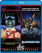 photo for The Dungeonmaster (aka Rage War)/Eliminators BLU-RAY DEBUT