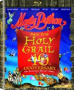 photo for Monty Python and the Holy Grail: 40th Anniversary Edition Blu-ray