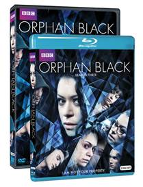 photo for Orphan Black: Season Three