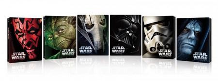 photo for Star Wars Steelbooks