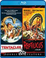 photo for Tentacles & Reptilicus