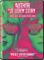 DVD Cover for Author: The JT Leroy Story