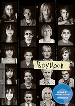 Criterion Collection Blu-Ray Cover for Boyhood