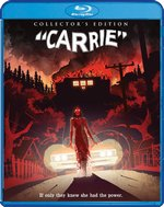 Carrie [Collector's Edition] Blu-Ray Cover