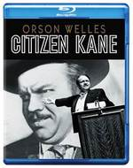 Citizen Kane 75th Anniversary Edition Blu-Ray Cover