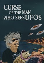 DVD Cover for Curse of the Man Who Sees UFOs
