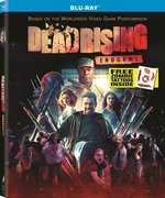Dead Rising: Endgame Blu-Ray Cover