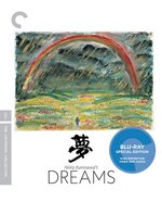 The Criterion Collection Blu-Ray Cover for Akira Kurosawa's Dreams
