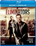 Eliminators Blu-Ray Cover